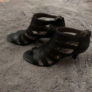 Moda open toe heels